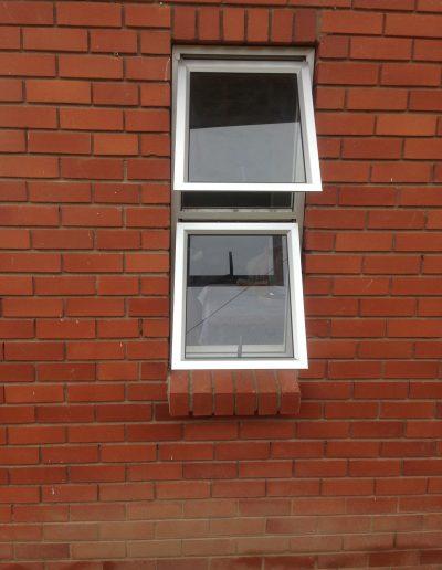 Alucity Tophung Window