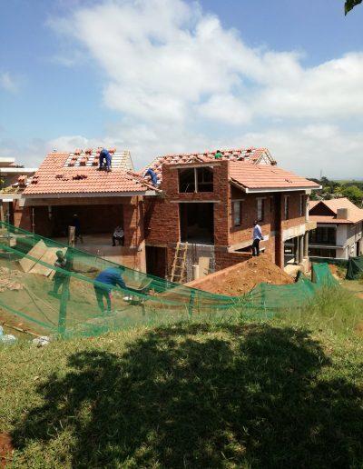Alucity Construction Site Izinga Ridge