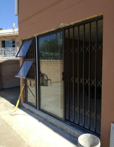 Alucity Patio Door With Sidelight.co.za