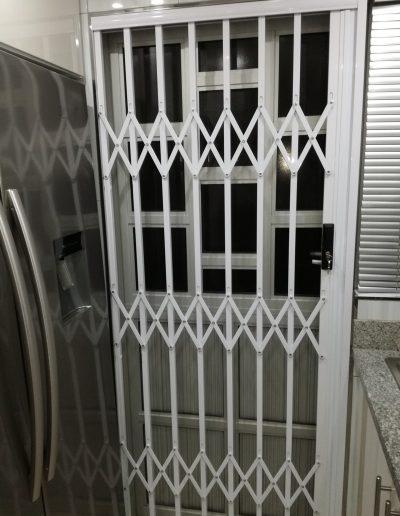 Alucity Slamlock Gate