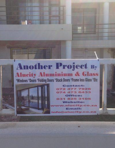 Alucity Construction Site