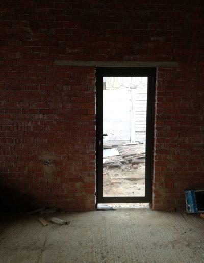 Alucity Full Glass Door