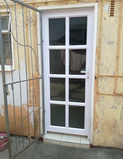 Alucity Cottage Pane Door 8 Pane