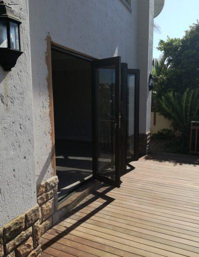 Alucity Stack Doors Durban