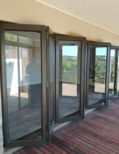 Alucity Sliding Folding Doors Umhlanga