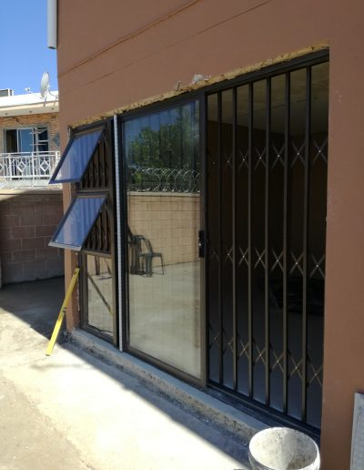 Alucity Patio Door With Sidelight.co.za