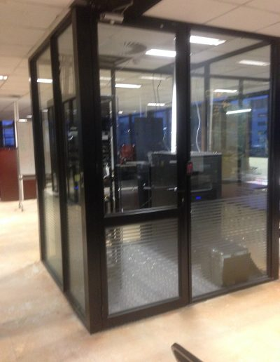 Alucity Office Partitioning