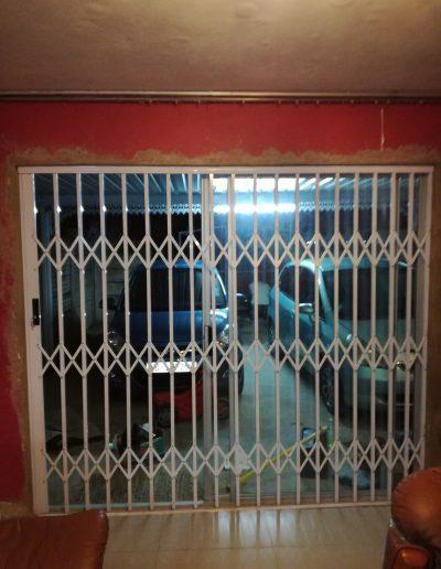 Alucity Patio Door With Slamlock Gate