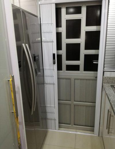 Alucity Slamlock Gate With Stable Door