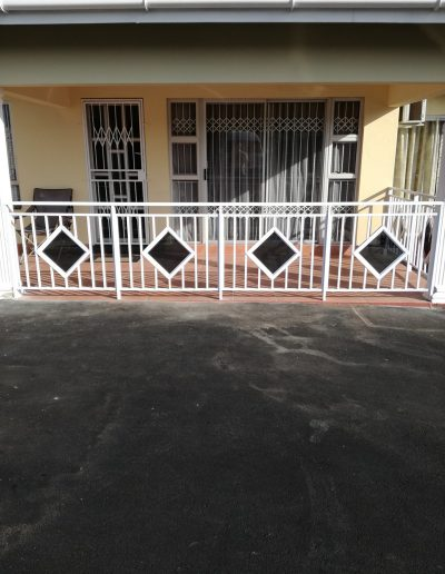 Alucity Glass Balustrade